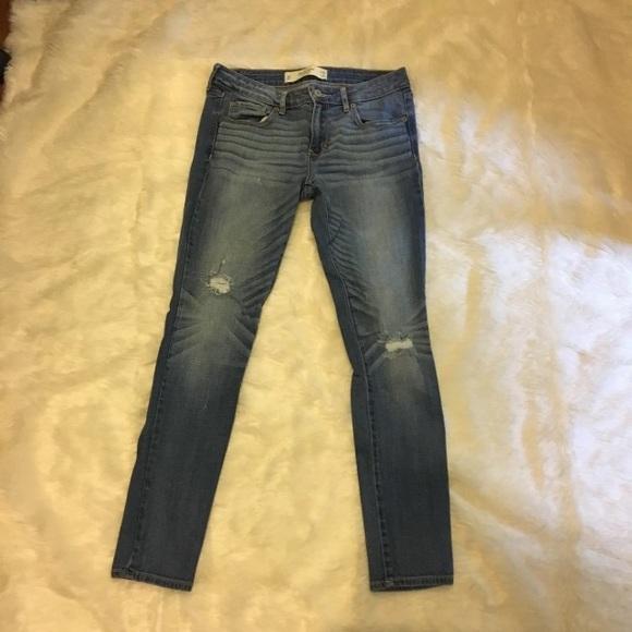 Abercrombie & Fitch Denim - Abercrombie Jeans
